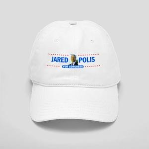 Jared Polis Photo Cap