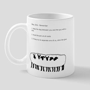 Sheep Conspiracy Mug
