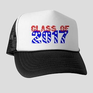 Class of 2017 USA Trucker Hat