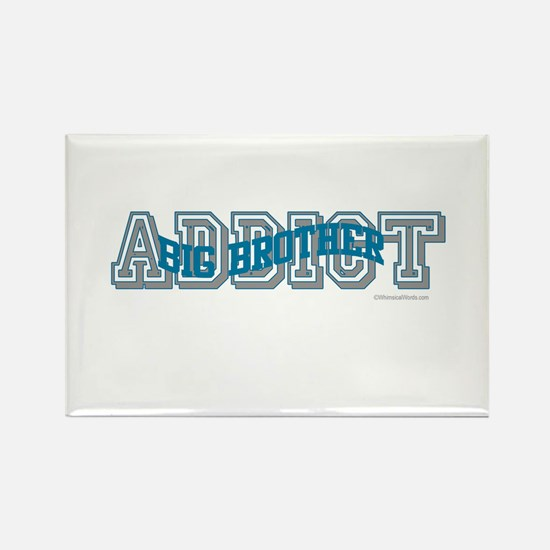 BIG BROTHER ADDICT Rectangle Magnet