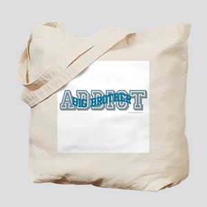 BIG BROTHER ADDICT Tote Bag