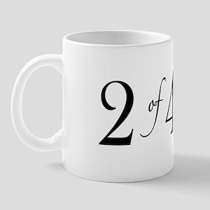 2 of 4 (2nd Child) Mug