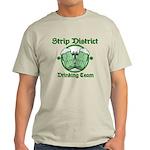 Strip District Drinking Team Light T-Shirt