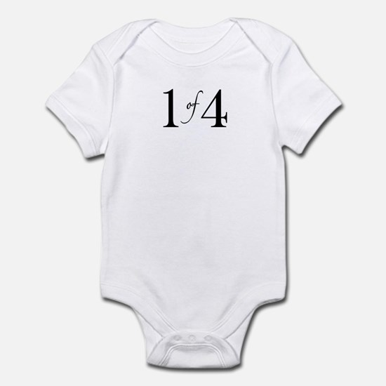 1 of 4 (First Born) Infant Bodysuit