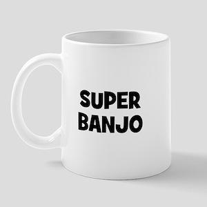 super Banjo Mug