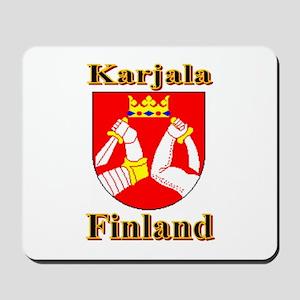 The Karjala Shop Mousepad