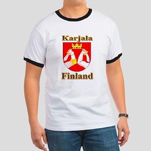 The Karjala Shop Ringer T