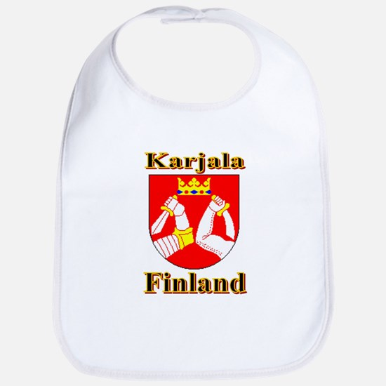 The Karjala Shop Bib