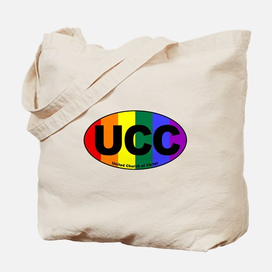 Unique United church of christ Tote Bag