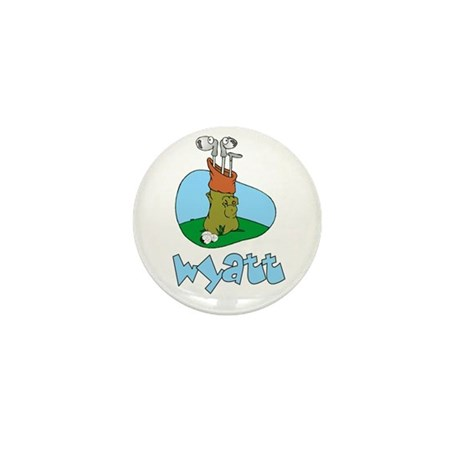 Wyatt Mini Button