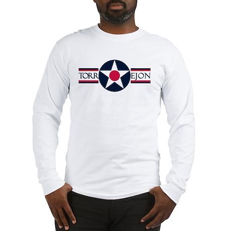 Torrejon Air Base Long Sleeve T-Shirt
