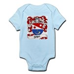 Jager Family Crest Infant Creeper