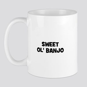 sweet ol' Banjo Mug