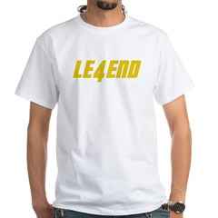 Legend White T-Shirt