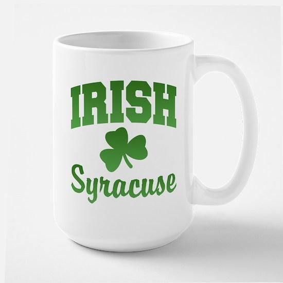 Syracuse Irish Large Mug
