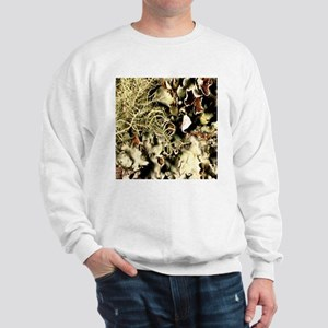 Lichen on Canvas by Picasso Sweatshirt