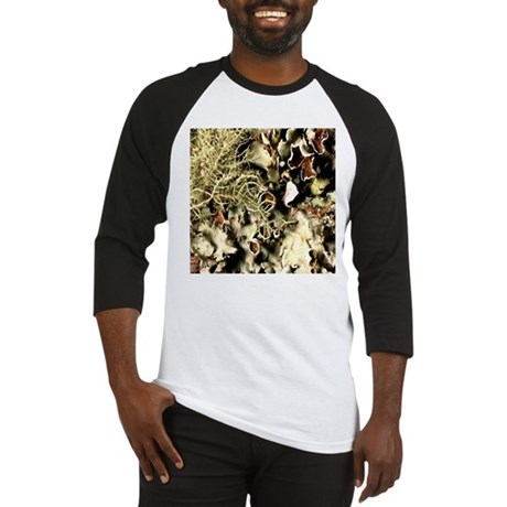 Lichen on Canvas by Picasso Baseball Jersey