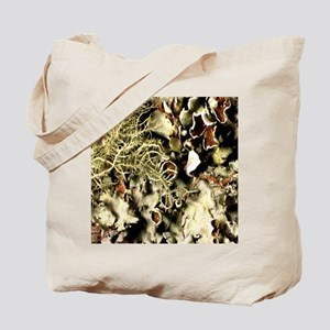 Lichen on Canvas by Picasso Tote Bag