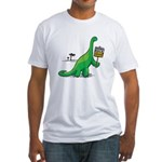 Bring Back Global Warming Fitted T-Shirt