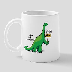 Bring Back Global Warming Mug