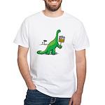 Bring Back Global Warming White T-Shirt