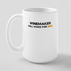 Winemaker Large Mug