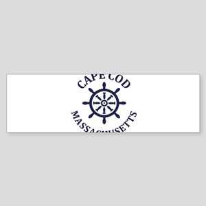 Summer cape cod- massachusetts Bumper Sticker