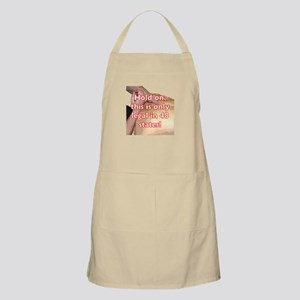 Only Legal in 48 States BBQ Apron