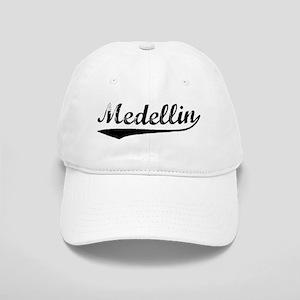 Vintage Medellin (Black) Cap