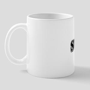 Black Ribbon Survivor Mug