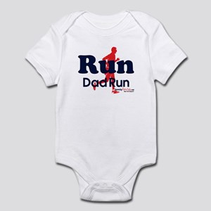Run Dad Run Infant Bodysuit
