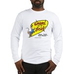 Weasel-on-a-Stick Long Sleeve T-Shirt