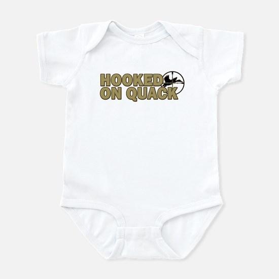 Hooked on Quack Infant Bodysuit