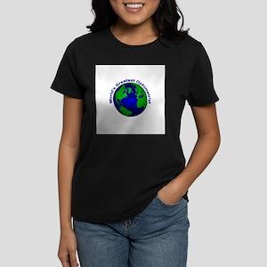 World's Greatest Optometrist Women's Dark T-Shirt