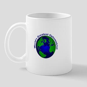 World's Greatest Optometrist Mug