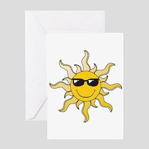 SUN (22) Greeting Card