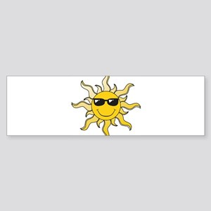 SUN (22) Bumper Sticker