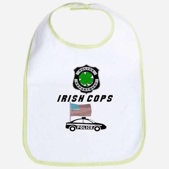 Irish Police Officers Bib
