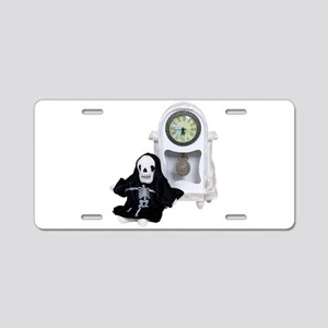 TimeShort052010 Aluminum License Plate