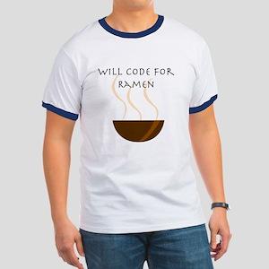 will code for ramen T-Shirt