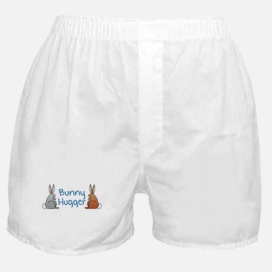 Bunny Hugger (Rabbit) Boxer Shorts