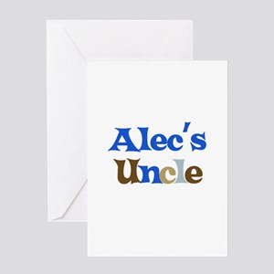 Alec's Uncle Greeting Card