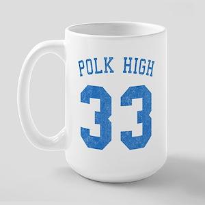 Polk High 33 Large Mug