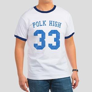 Polk High 33 Ringer T
