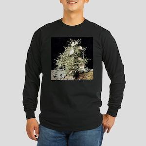 Lichen Tree Long Sleeve Dark T-Shirt