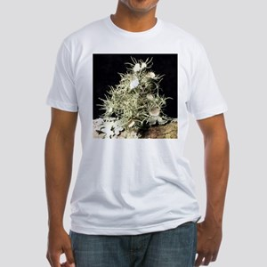 Lichen Tree Fitted T-Shirt