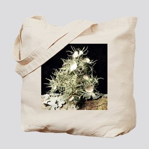 Lichen Tree Tote Bag