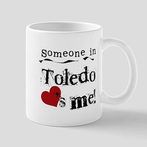 Toledo Loves Me Mug