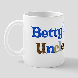 Betty's Uncle Mug