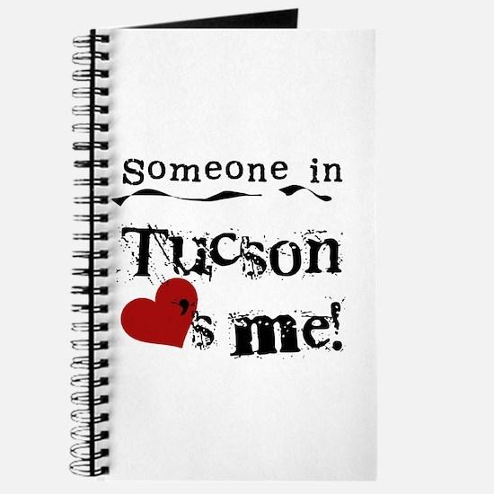 Tucson Loves Me Journal